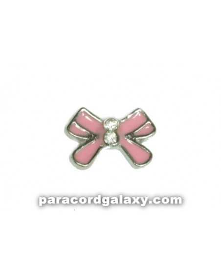 Floating Charm Bow Pink