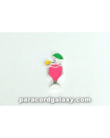 Floating Charm Drink with Umbrella