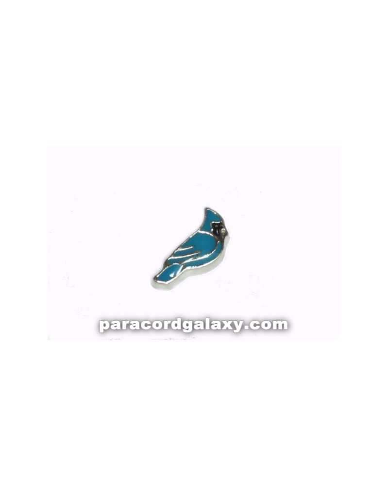 Floating Charm Bird Blue