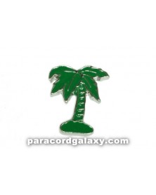 Floating Charm Green Palm Tree