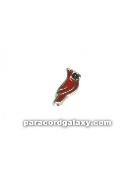 Floating Charm Bird Red