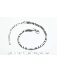 Single Bracelet Chain 18 cm (7.08 in)