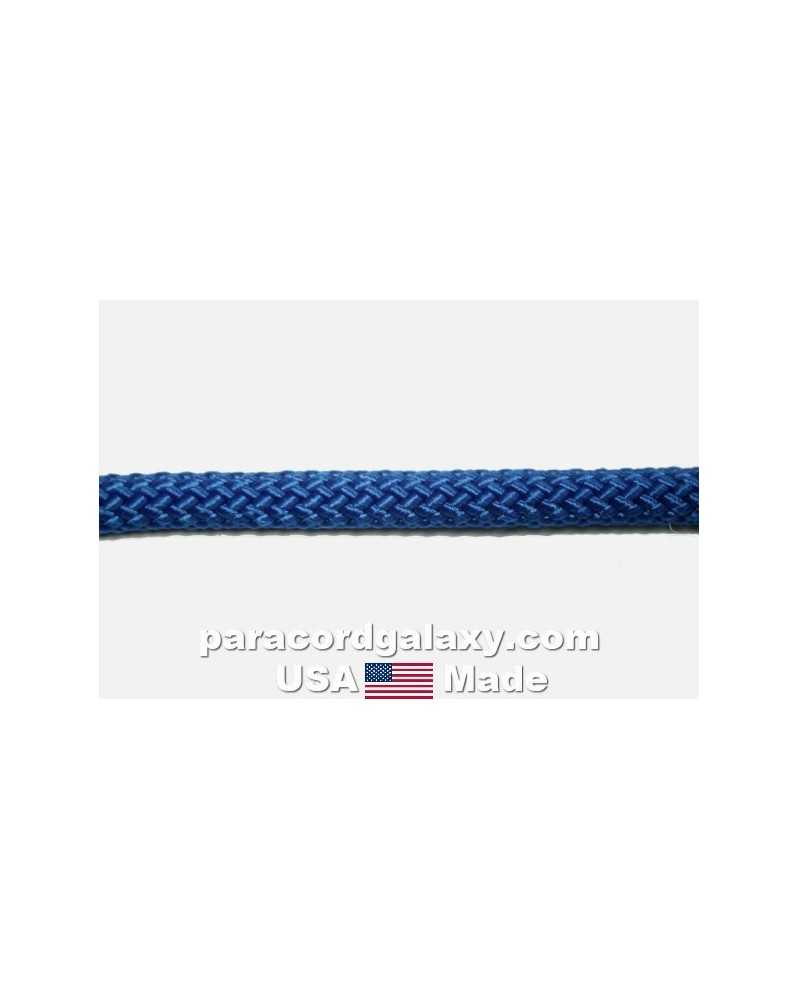 "1/4"" Rope - Blue – USA Made"