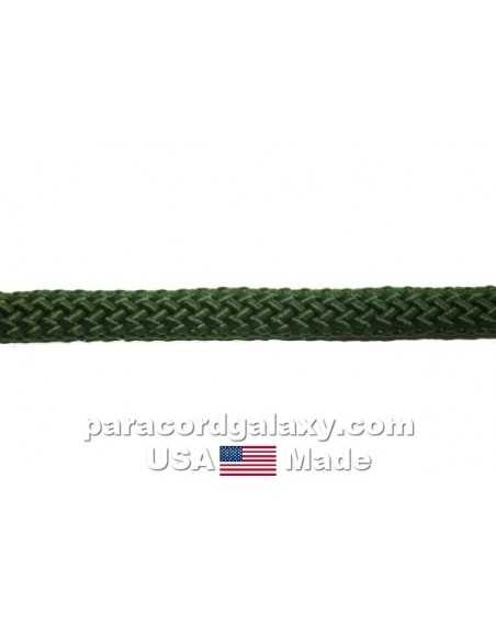 1/4 IN Rope - Hunter Green USA Made