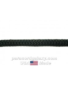 1/4 IN Rope - Black - USA Made