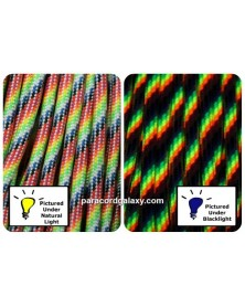 550 Paracord Light Stripes Made in USA