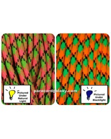550 Paracord Watermelon Made in USA