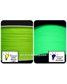 Nano Cord Neon Green Made in USA
