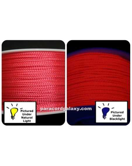 Nano Cord Pink .75mm Made in USA