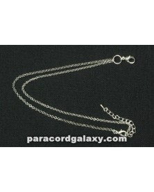 Necklace Chain Silver 20 Inch