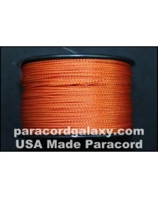 Nano Cord Burnt Orange .75mm 300 ft Made in USA