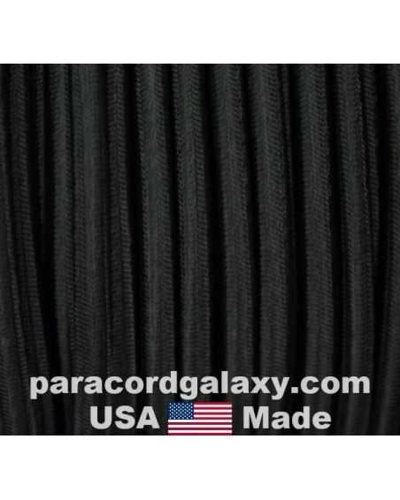 1/2 IN Black Shock Cord USA Made
