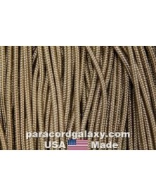 275 Tactical Paracord Tan Dark Made in USA
