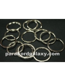 "10 PACK - 18mm (3/4"") Split Ring"