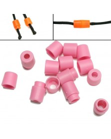 PINK Pop Barrel Connectors for Paracord