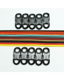 275 Paracord - Solid Colors (C) Bracelet Kit 45