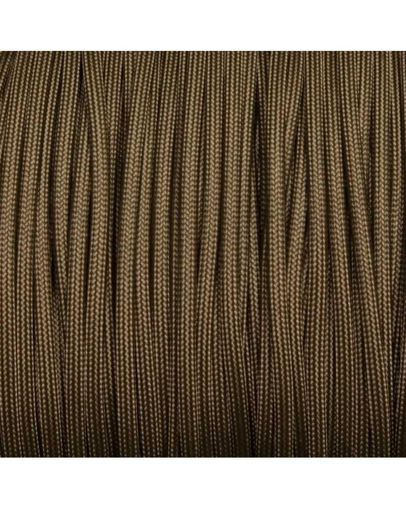 550 Paracord Brown Made in USA