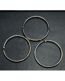 Split Ring 1 1/2 inch outside dimension