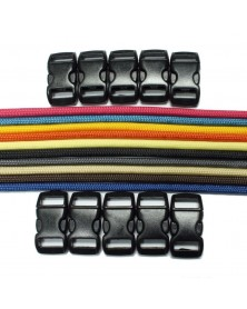 550 Paracord - Solid Colors (B) Bracelet Kit 11