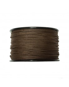 Micro Cord Brown 1.18mm 125 ft Made in USA