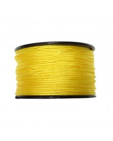 Micro Cord Yellow 1.18mm 125 ft Made in USA