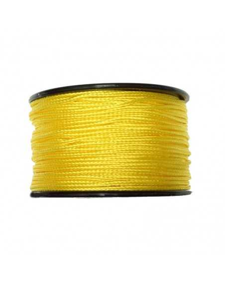 Micro Cord Yellow 1.18mm Made in USA