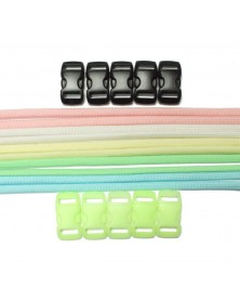 550 Paracord - Glow-in-the-Dark Bracelet Kit 10