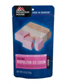 Mountain House Pouch - Neapolitan Ice Cream 1 serving