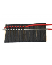 4 Inch - Bent Paracord Lacing Needle/Fid