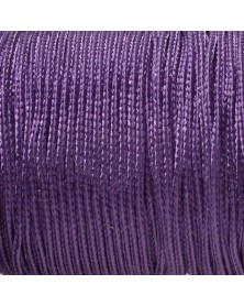 Micro Cord Purple 1.18mm 125 ft Made in USA
