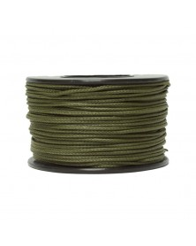 Micro Cord OD Olive Drab 1.18mm 125 ft Made in USA