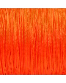 Micro Cord Neon Orange Made in USA