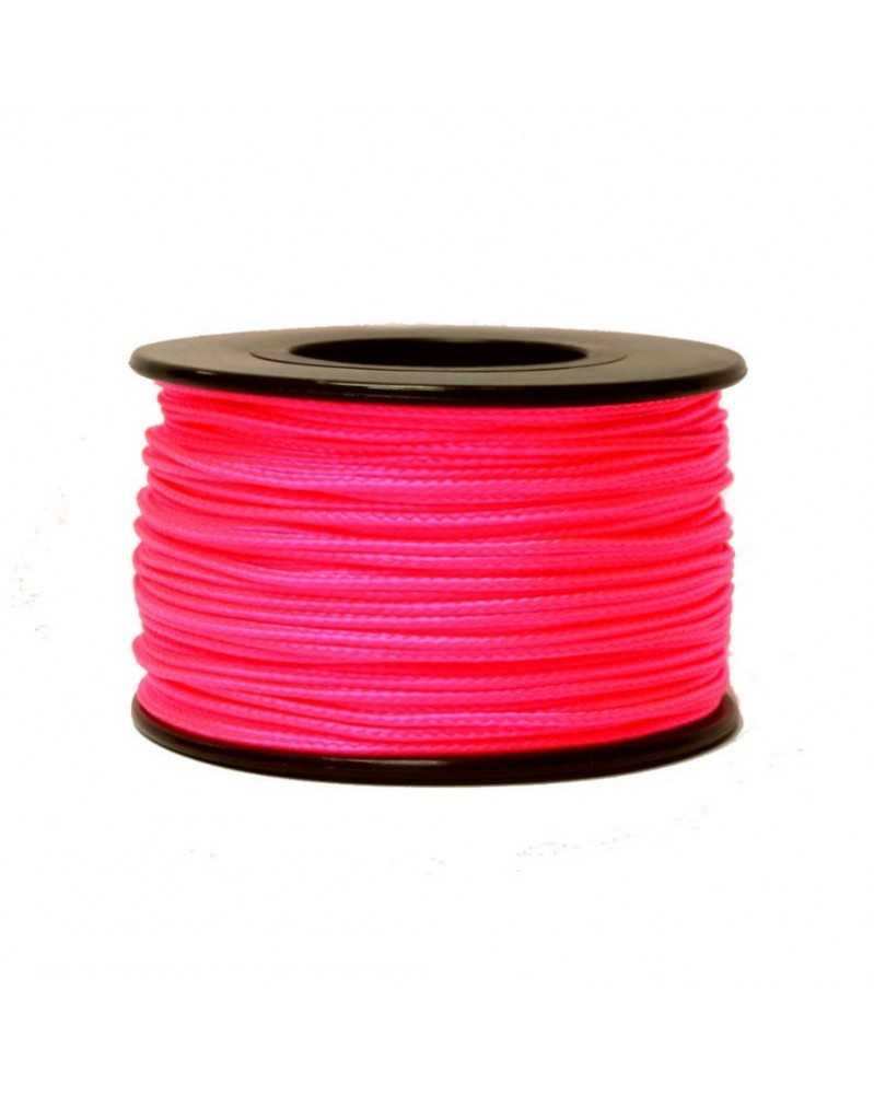 Micro Cord Hot Pink Made in USA