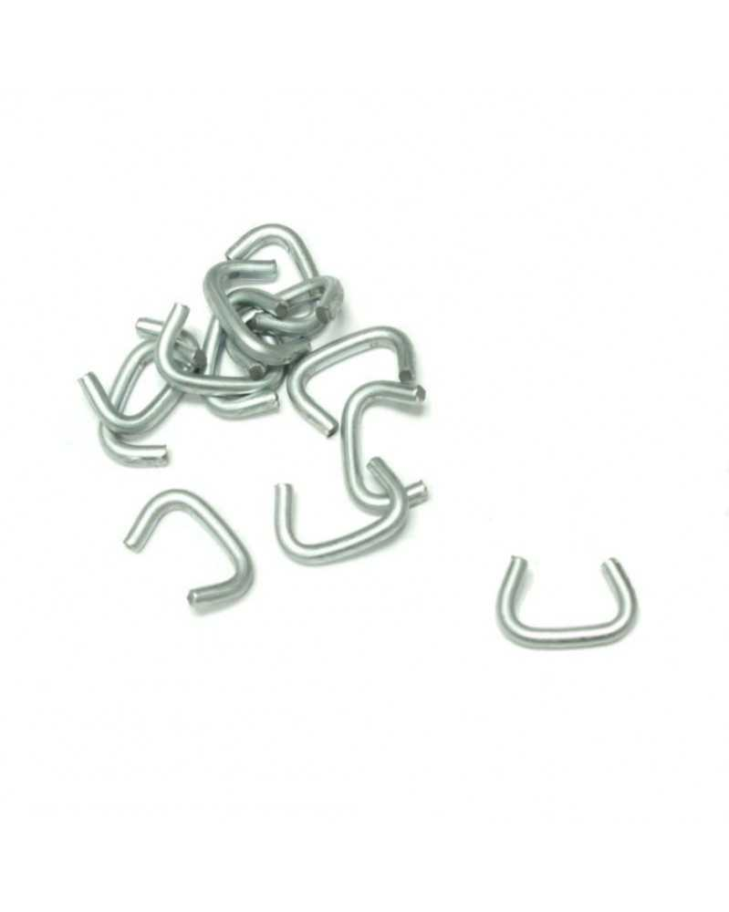 "3/8"" Hog Rings for 3/16"" Bungee Cord"