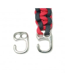 Hook Clasp for Paracord Bracelets