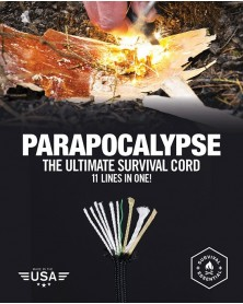 Parapocalypse - Ultimate Survival Cord Made in USA