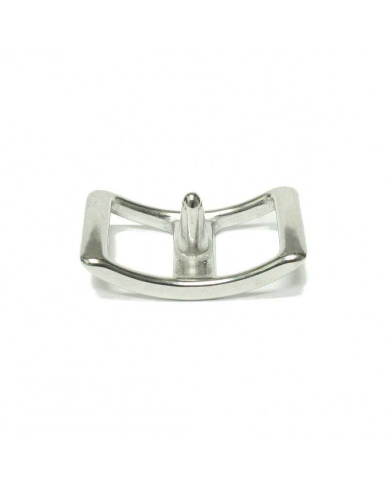"""3/4"""" Conway Buckle - Stainless Steel"""