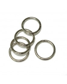 3/4 IN Welded Steel O Ring