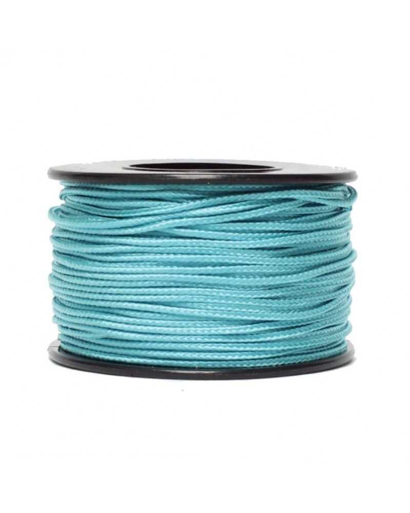 Micro Cord Blue Lite/Carolina 1.18mm 125 ft Made in USA