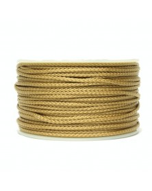 Micro Cord Gold Made in USA