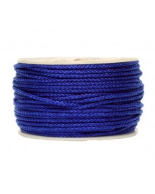 Micro Cord Electric Blue Made in USA