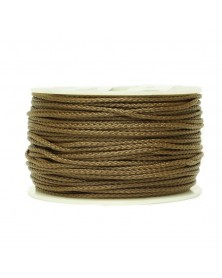 Micro Cord Coyote Brown Made in USA