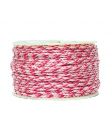 Micro Cord Breast Cancer Awareness Made in USA