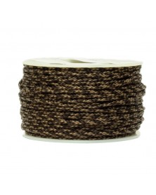 Micro Cord Brown Camo Made in USA
