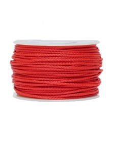 Micro Cord Red Made in USA