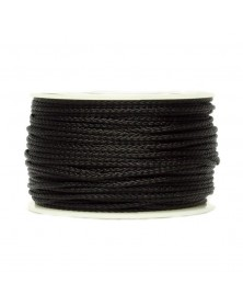 Micro Cord Black Made in USA