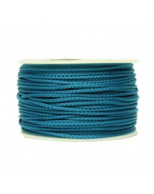 Micro Cord Caribbean Blue Made in USA