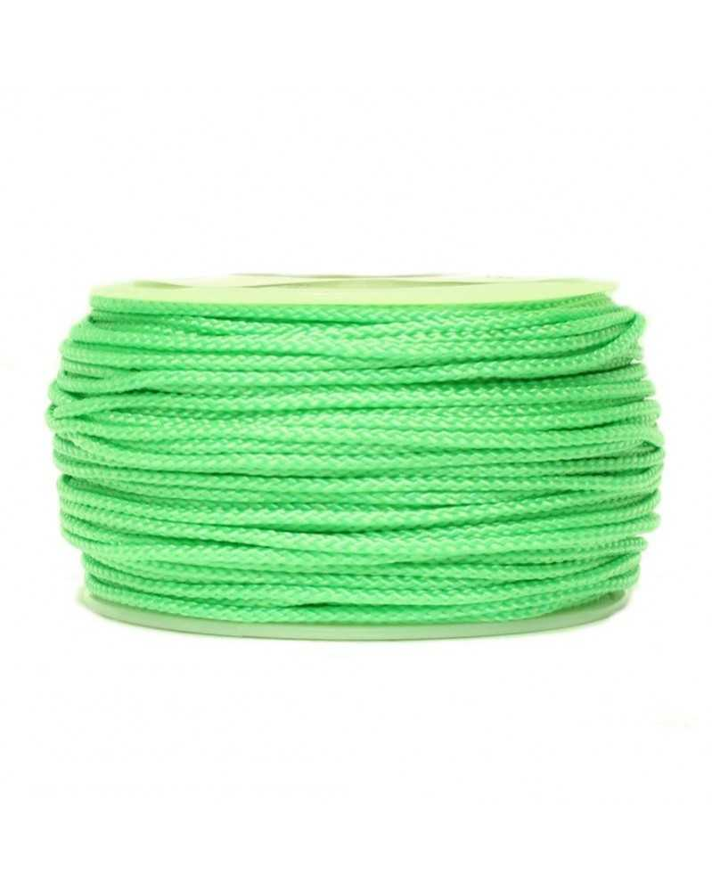Micro Cord Mint Green Made in USA