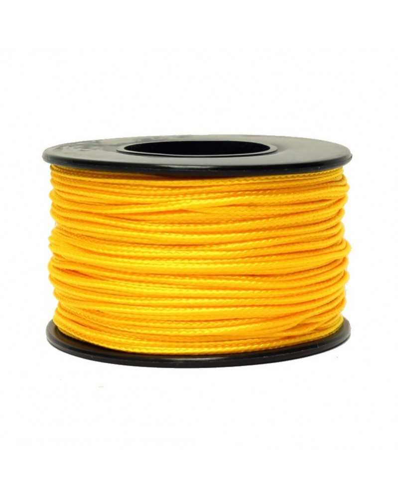 Micro Cord Golden Yellow 1.18mm 125 ft Made in USA