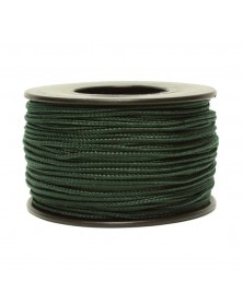 Micro Cord Hunter Green 1.18mm 125 ft Made in USA